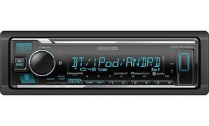 KENWOOD KMM-BT325U DIGITAL MEDIA RECEIVER for Sale in Orlando, FL
