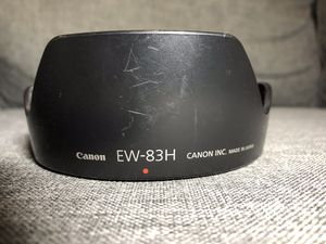 Cannon EW-83H Lens Hood for Sale in Kapolei, HI