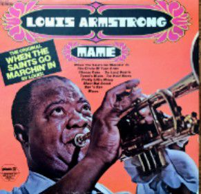"""Louis Armstrong """"Mame"""" The original when the Saints Come Marching In for Sale in San Diego, CA"""