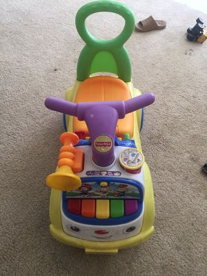 Kids play car with music for Sale in Silver Spring, MD