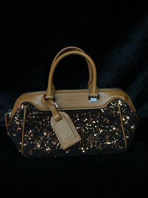 Louis Vuitton limited edition caramel monogram sequins sunshine express baby bag for Sale in Turlock, CA
