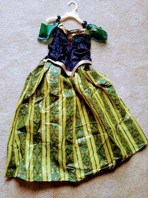 Disney Frozen costume/ dress up size 14 for Sale in Lakeland, FL