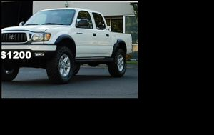 Price$1200 Toyota Tacoma for Sale in San Francisco, CA