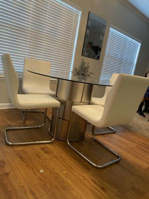 Kitchen Table With Chairs for Sale in Atlanta, GA