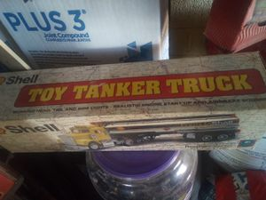 Toy tanker truck collectible for Sale in Phoenix, AZ