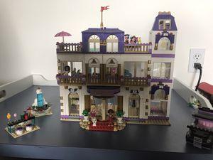 Lego friends grand hotel for Sale in Parkland, WA