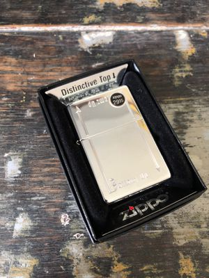 Brand new, never fired zippo lighter chrome for Sale in Cleveland, OH