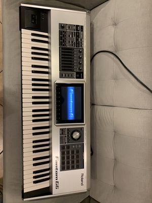 Roland Fandom G6 (Excellent Condition) for Sale in Savannah, GA