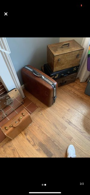 4 antique cases for Sale in Cincinnati, OH