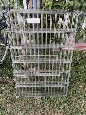 8 panel Dog kennel for Sale in Fontana, CA
