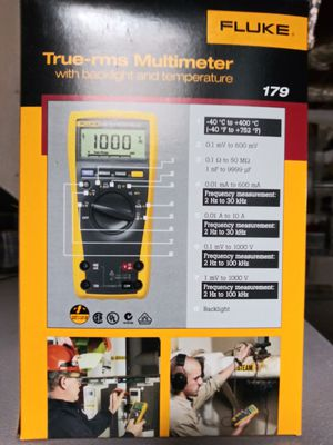 Fluke Multimeter for sale | Only 3 left at -75%