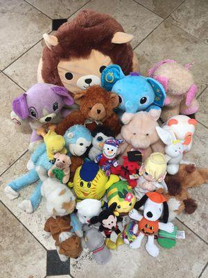 Stuffed Animals for Sale in Burbank, CA