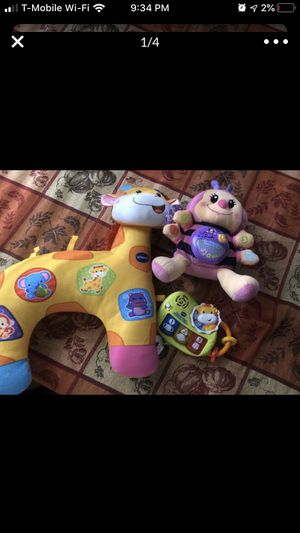 Baby vtech toys bundle for Sale in Bloomington, CA