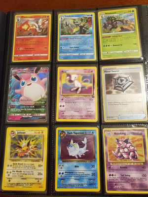 Pokemon holo and reverse holos for sale. Many different sets! for Sale in Anaheim, CA