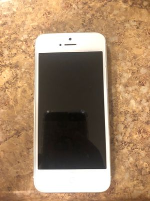 iPhone 5 for Sale in Rockville, MD
