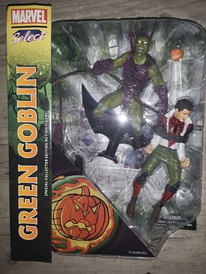 Marvel Select Green Goblin VS. Spiderman Action Figure Brand New in Box for Sale in Saint Charles, MO