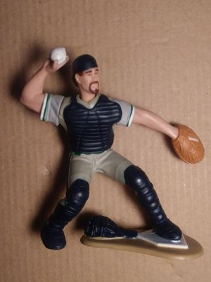 VINTAGE COLLECTIBLE 1995 STARTING LINEUP MILWAUKEE BREWERS DAVE NILSSON ACTION FIGURE. for Sale in El Mirage, AZ