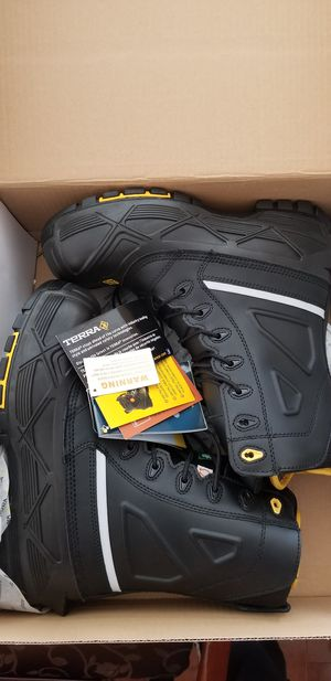 Terra work boot for Sale in Queens, NY