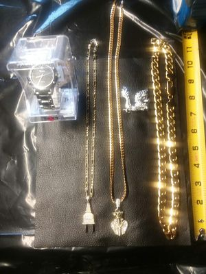 Gold Plated Chains for Sale in Milford, CT