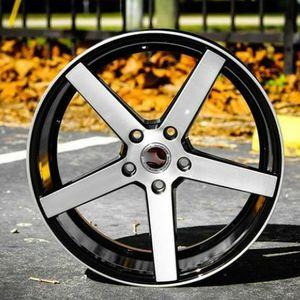 "Brand New 18"" SP36 5x114.3Black Machine Wheels for Sale in Miami, FL"
