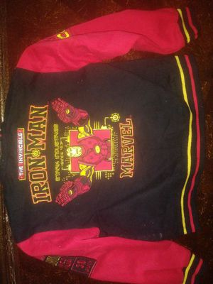 Marvel Comic Iron man junior jacket for Sale in Tampa, FL