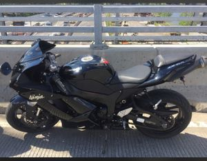 Motorcycle 07 Kawasaki zx6r for Sale in The Bronx, NY