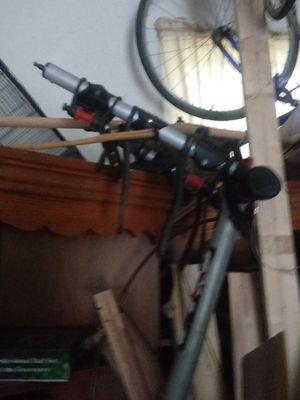 Bike rack heavy duty.pd 358.00 for rack for Sale in Rittman, OH