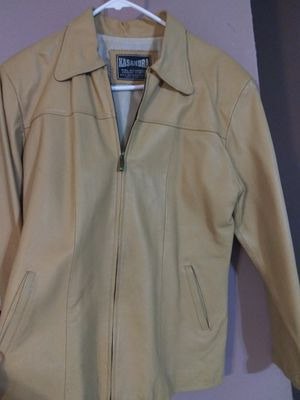 Leather Jacket size Medium for Sale in Phoenix, AZ
