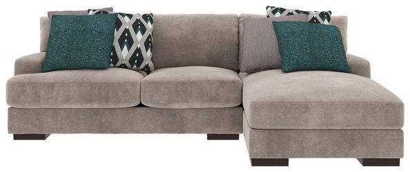 Ashley Furniture 2 Piece Sectional with 3 year warranty for Sale in Scottsdale,  AZ