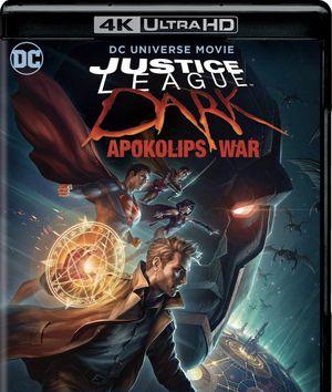 4K Justice League Dark Apokolips War — MA for Sale in Artesia, CA