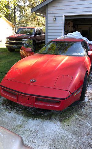 1986 Chevrolet Corvette for Sale in Lacey, WA