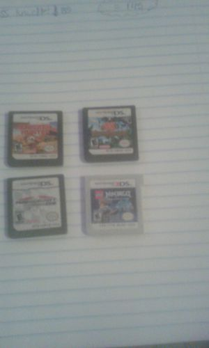NINTENDO DS games for Sale in Washington, DC