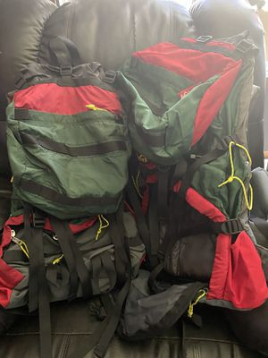 Rei mountaineer hiking backpack (s) 2 for sale for Sale in Sandy, OR