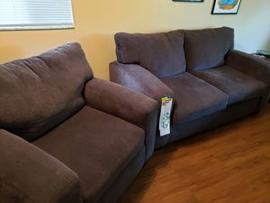 Sofa and Loveseat combo new from RoomsToGo for Sale in Pompano Beach, FL