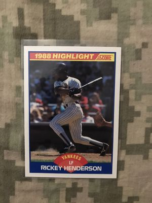1989 score baseball cards for Sale in NEW PRT RCHY, FL