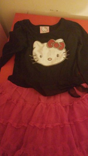 Hello Kitty tutu dresses for Sale in Owings Mills, MD