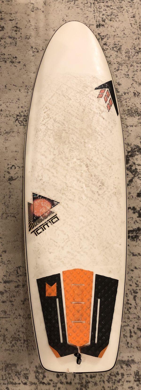 FireWire Nano surfboard