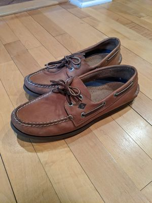 Sperry Top Sider Boat Shoe size 9.5 for Sale in Pittsburgh, PA