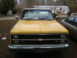 1984 chevy c10 for Sale for sale  Stockbridge, GA