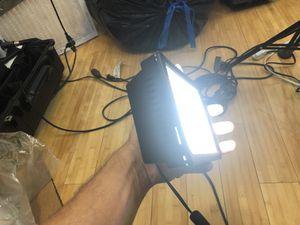 LED dslr camera light dimmable variable for DSLR's for Sale in Miami, FL