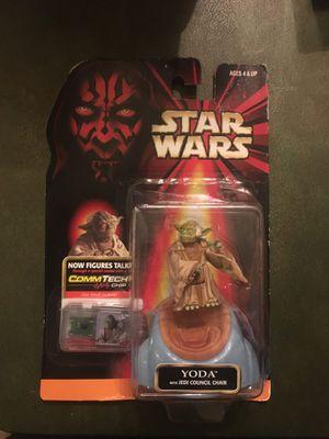 Yoda episode 1 action figure Star Wars for Sale in Oakley, CA