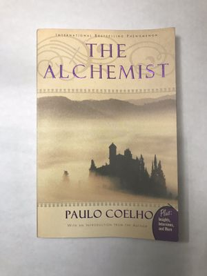 The Alchemist (Paperbook) for Sale in Los Angeles, CA