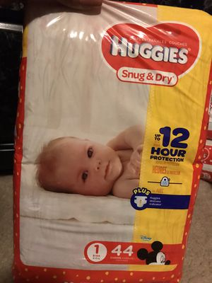 Huggies Diapers for Sale in Tampa, FL
