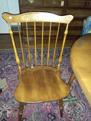Hitchcock dining chairs for Sale in Charleston, WV