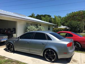 """2007 Audi A4 Turbo """"Special Edition"""" OPEN FOR TRADES for Sale in Tarpon Springs, FL"""