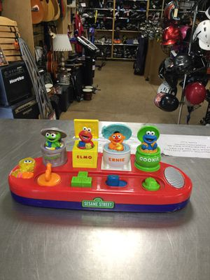 Sesame Street Pop Up Toy for Sale in Strathmore, NJ