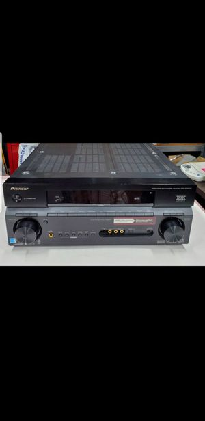 AV Pioneer 7.1 receiver Perfect conditions Remote control Only $120 for Sale in Hickory Creek, TX