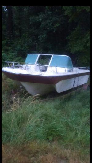 1966 Ski Boat 16ft Trailer included for Sale in Jasper, GA