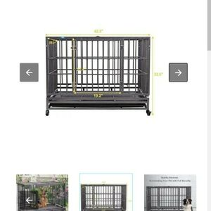 Heavy Duty Large Pets Kennel Dog Crate for Sale in Anaheim, CA