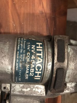 Hitachi for Sale in Columbus, OH